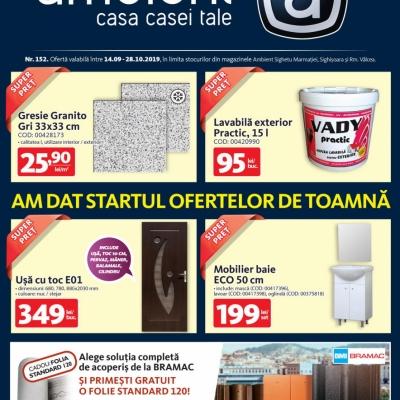 Revista Ambient 152 - Rm. Valcea, Sighisoara, Sighetu Marmatiei