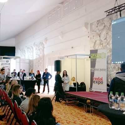 Ambient la Targul Imobiliar, Constructii si Amenajari Sibiu – Editia octombrie 2018