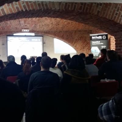 Un nou eveniment Arhitectonic la Sibiu in parteneriat cu Ambient si Bel Profile