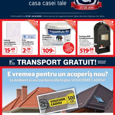 Revista Ambient 143 - Rm. Valcea, Sighisoara, Sighetu Marmatiei