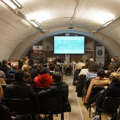 Ambient si Caparol parteneri ARHITECTONIC - Intalnire profesionala pentru arhitecti