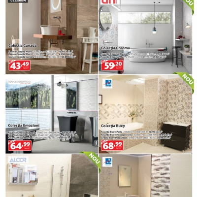 Showroom Materiale de constructii