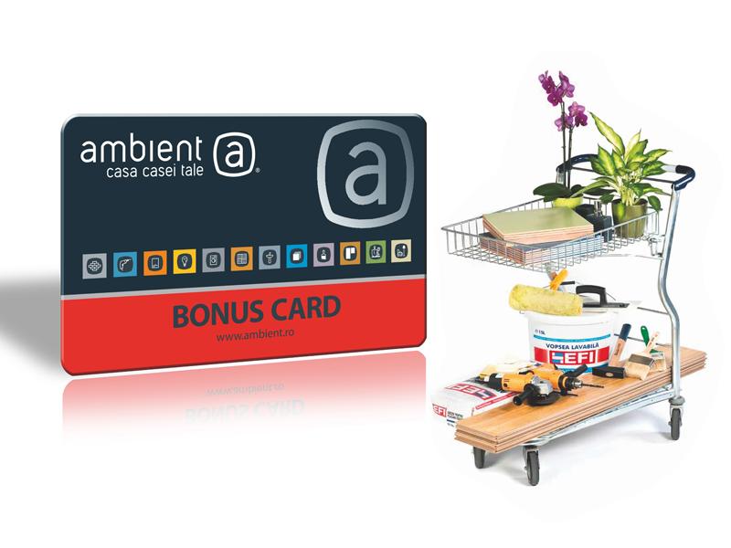Card bonus