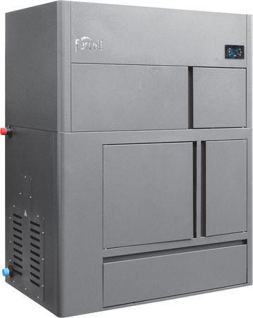 CAZAN BIOPELLET TECH SC 33S-33KW FERROLI