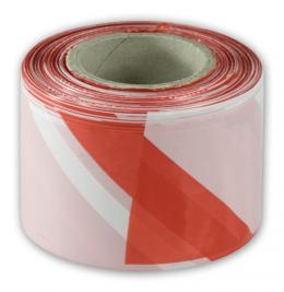 Banda delimitare alb-rosu 70x200m 803011