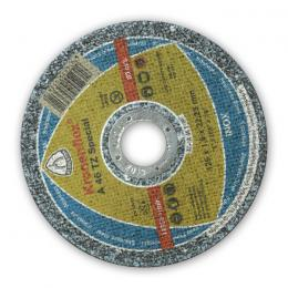 Disc debitare inox A46TZ 125x1.6mm 187171