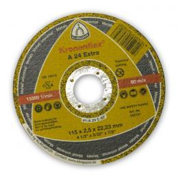 Disc debitare metal A24EX 115x2.5mm 242137