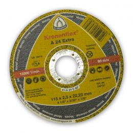 Disc debitare metal A24EX 125x2.5mm 242138