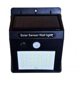 FLINK LAMPA SOL PERETE 16LED FK-JY1601
