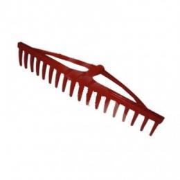 GREBLA PLASTIC 600X80MM/18 DINTI 12251