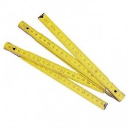 Metru tamplar din lemn 2M 13002