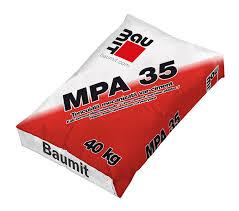Mortar pompa MPA35 40kg