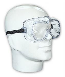 Ochelari protectie ventilat indirect 800006