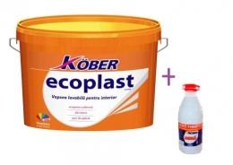 Pachet lavabila Ecoplast 15L+amorsa 3L
