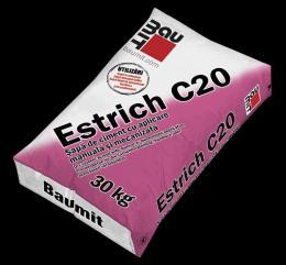 Sapa C20 Estrich e 225 40Kg ba