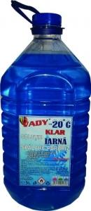 SOLUTIE PARBRIZ IARNA  -20°C 5L VADY
