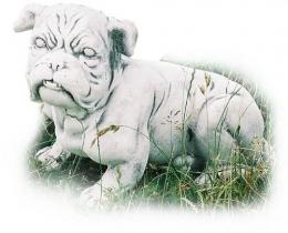Statueta cane Cusago A40