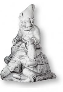Statueta ceramica pitic Nano P09
