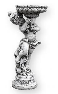 Statueta ceramica Putto Boca DX V95