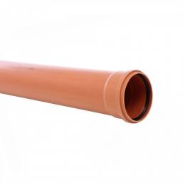 Tub pvc sn4 110-6m